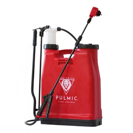 Pulmic Raptor 16 MAGICDISC COTTON Sprayer