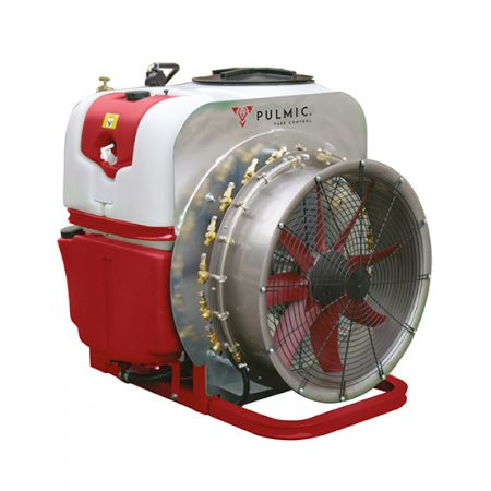 Atomizador Pulmic Taurus S-200/300/400/600/800