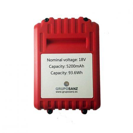 Pegasus Advance 18V Lithium Battery