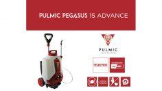 Pulverizador eléctrico Pulmic Pegasus 15 Advance