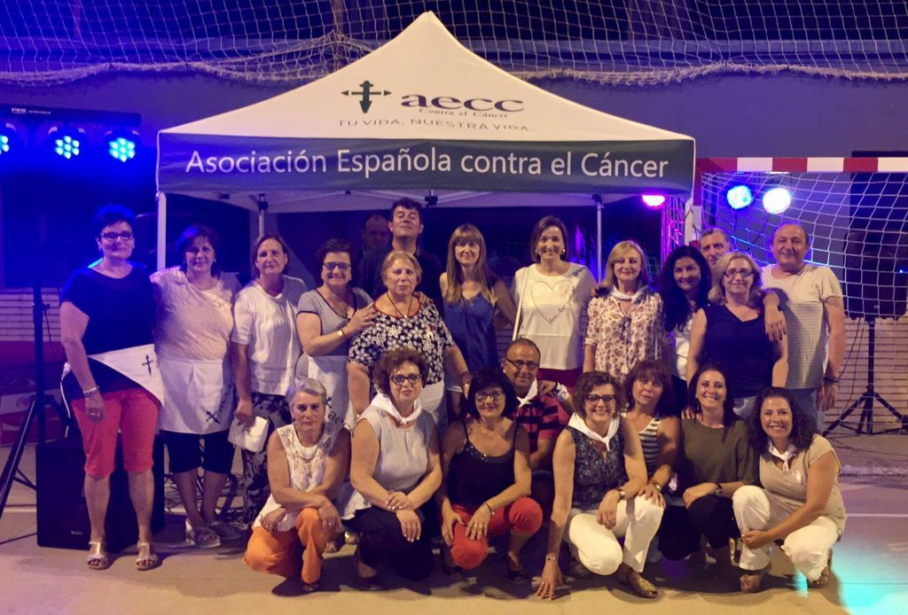 Grupo Sanz colabora en la lucha contra el cáncer