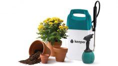 Nuevo pulverizador eléctrico Keeper Forest 6 para el jardín